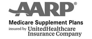 AARP Medicare Supplement Plan Logo